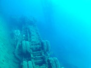 diving zenobia wreck