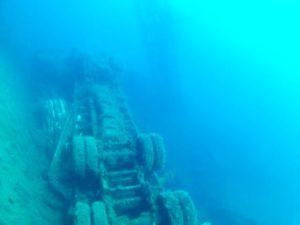 diving zenobia wreck