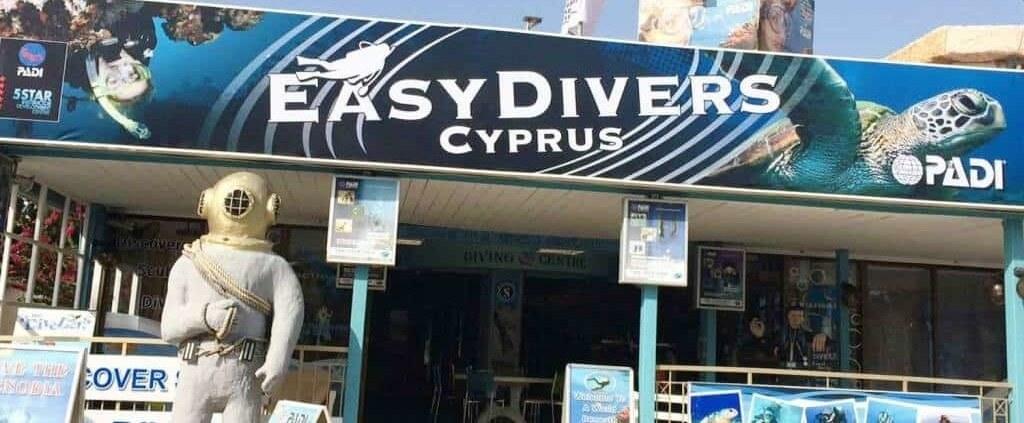 Easy Divers Cyprus Padi Dive Shop