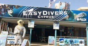 Easy Divers Cyprus Padi Dive Shop