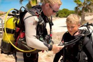 Padi Course Director in Cyprus