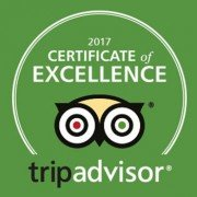 tripadvisor 2017 certificate of excellence cyprus