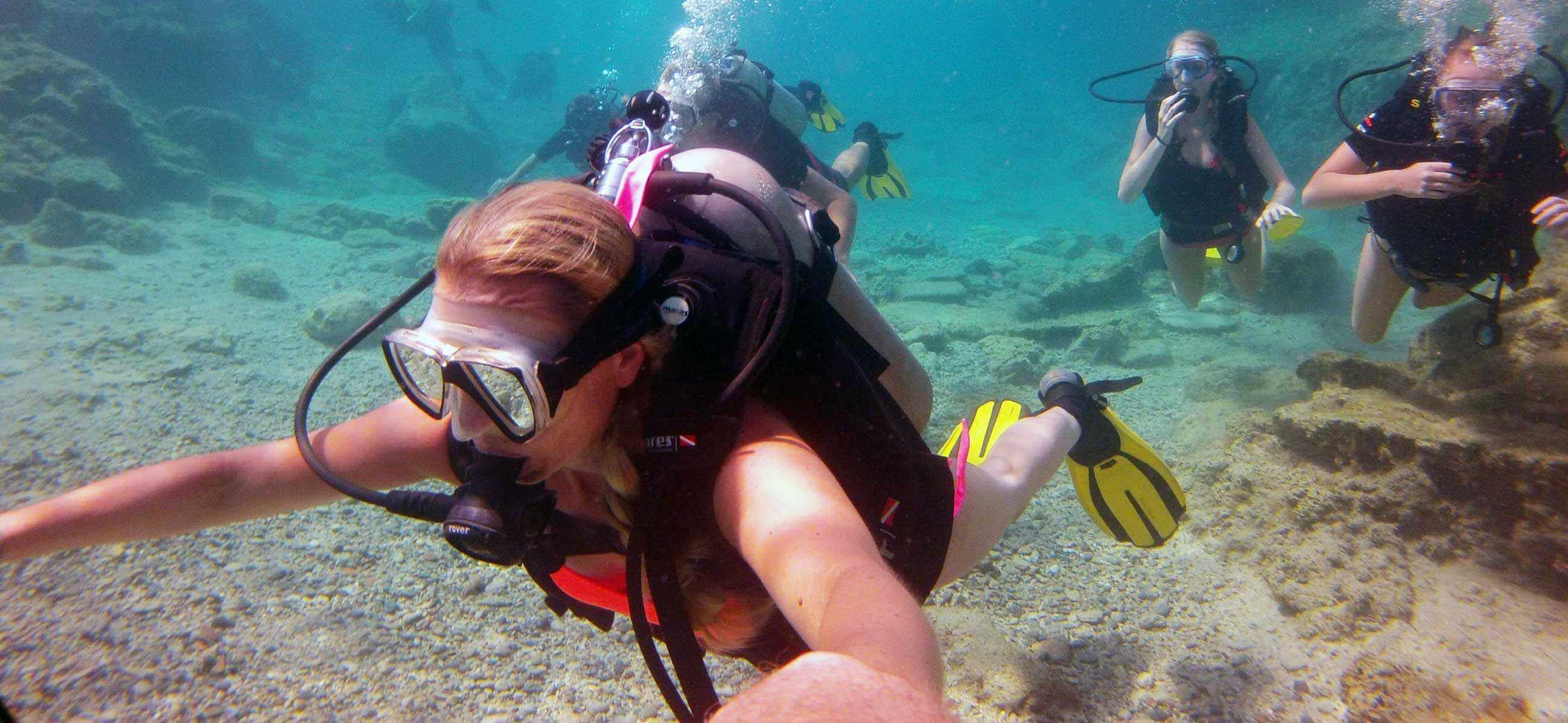 Discover Scuba Diving Cyprus - Try Dives