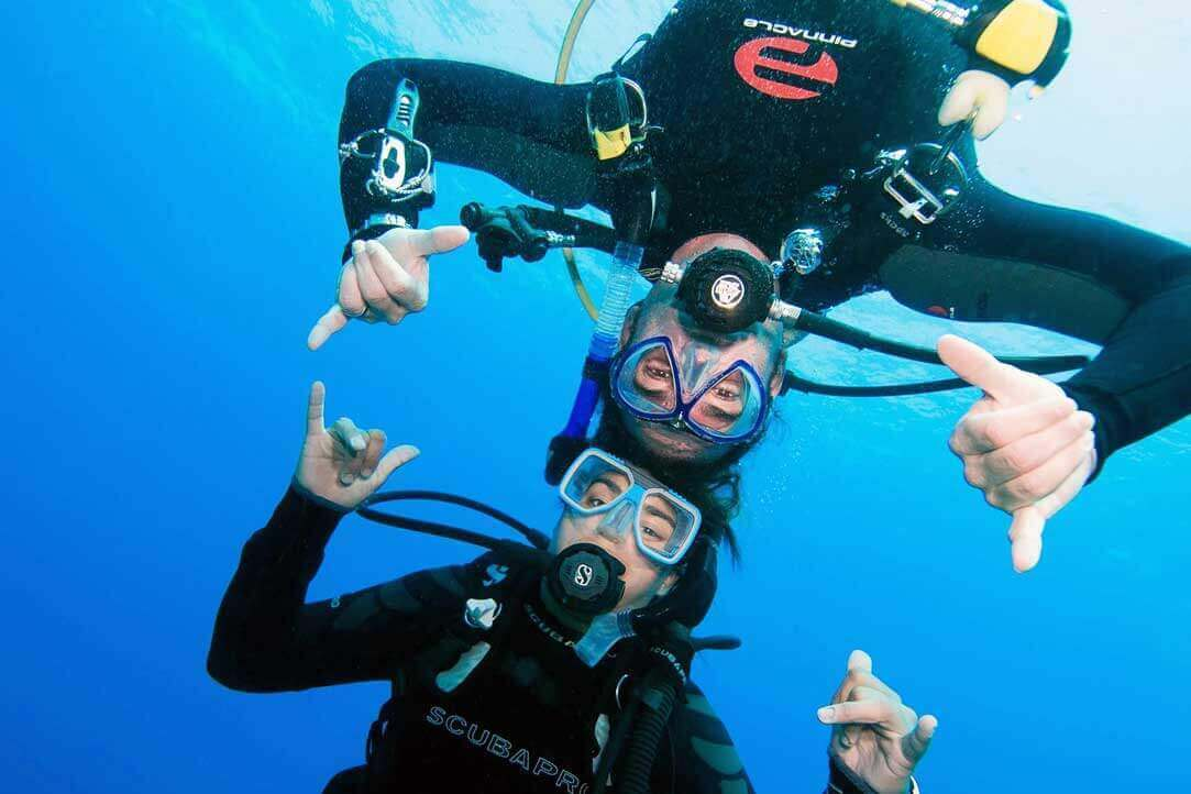 Learning To Dive with Easy Divers Cyprus