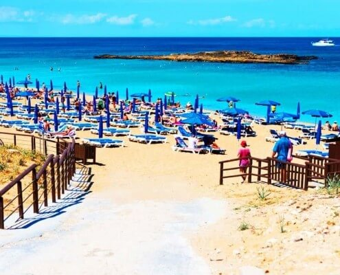 Best Beaches Award Cyprus
