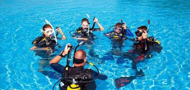 Padi Diving Courses in Cyprus