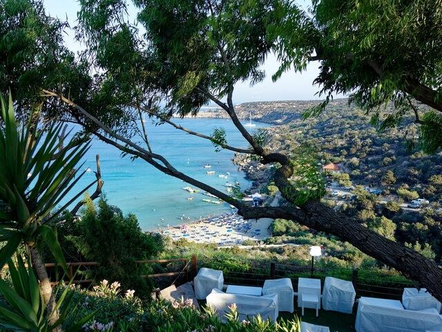 best beaches Cyprus - Konnos Bay
