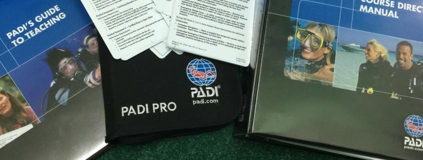 Padi IDC Crew Packs