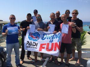 Padi IDC Padi IE PAPHOS Cyprus April 2018