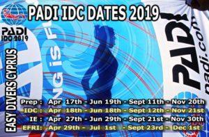Padi IDC IE Cyprus