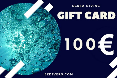 Scuba Diving Gift Card - EUR