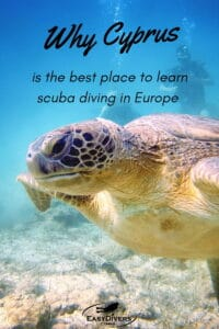 best place to learn scuba diving