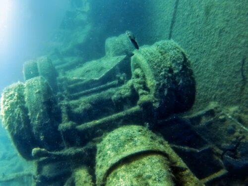 Easy Divers Cyprus - The Zenobia Wreck