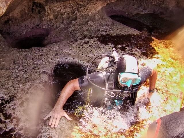 Diving Cape Greco Cyprus