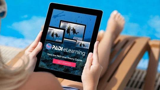 PADI eLearning Cyprus
