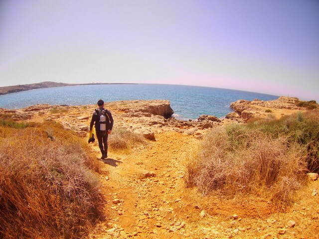 Cape Greco National Park