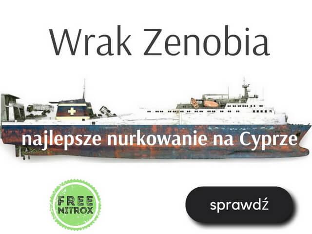 Nurkowanie Wrakowe Cypr