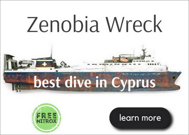 Zenobia Wreck - wreck diving