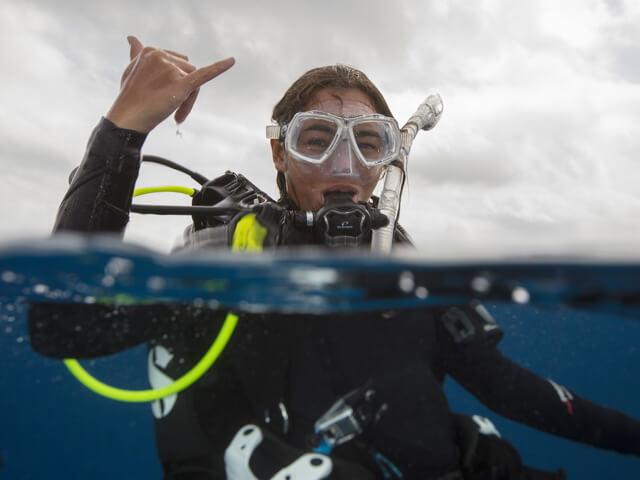 best gift scuba diving