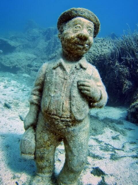 Da Costa - Cyprus dive sites